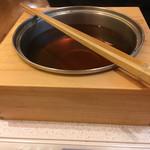 70554658 - しゃぶしゃぶの鍋