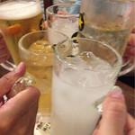 taishuubanikusakabafujiyama - 2軒目もかんぱ~い♡