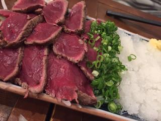 大衆馬肉酒場 冨士山 - たたき