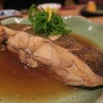 やなぎ澤 - 料理写真:なめた鰈の煮付け