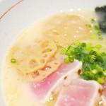 麺と心 7 - 濃厚 魚介そば・新味