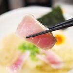 70559525 - 濃厚 魚介そば・新味