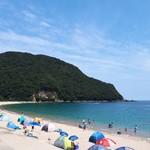 Jougaiichibashokudou - 佐津海岸