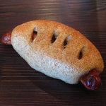 クゥーパン - ソーセージパン