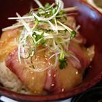 庄宮前平源泉 湯けむりの庄 - 料理写真:
