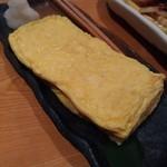 魚菜 日本橋亭 - 【職人がつくる】ふっくら厚焼玉子