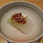 魚菜 日本橋亭 - お通し