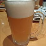 魚菜 日本橋亭 - 白富士地ビール