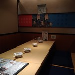 魚菜 日本橋亭 - 個室