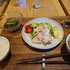 Unir - 料理写真:ランチ(定番ごまドレッシング)