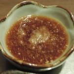 70568957 - 鶏からのおろしポン酢