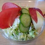 スパイス - サラダA 150円