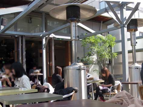 J.S. BURGERS CAFE 新宿店