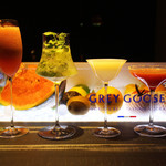 Bar Smitomashira - Fresh Fruits Cocktail