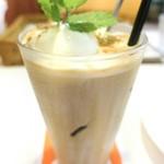 CAFE STRADA - カプチーノ コールド
