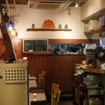 CAFE STRADA - 店内模様