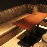 Bar Smitomashira - 8名様掛けソファー個室