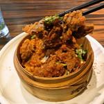 四川料理 品品香 - 羊肉格格 (辛い)