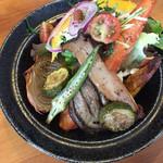 70572452 - 焼き野菜のサラダ
