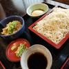 蕎傳 - 料理写真:かしわ飯セット 880円