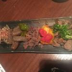串とテール煮 様様 西院店 -