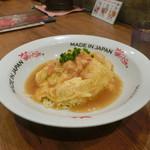 MADE IN JAPAN かにチャーハンの店 - かに玉チャーハン
