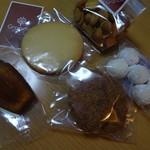 グランディール - オープン記念焼き菓子詰め合わせ