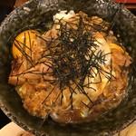鳥○ - 親子丼定食
