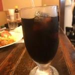 キッチンTiKi - アイスコーヒー