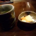 7058596 - デザート&緑茶