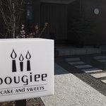 CAKE AND SWEETS bougiee - bougieeはフランス語で ロウソクの意味