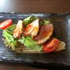 Lam Tin - 料理写真:前菜の鴨肉、柔らかくて美味しかった。 この店の前菜は注文するべきです。