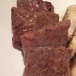 日本料理 みゆき - 黒毛和牛のもも