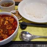 70580919 - 麻婆豆腐セット