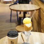 ビー ア グッド ネイバー コーヒー キオスク - ソラマチへ来たら必ず寄ります。 美味しいコーヒーといつも笑顔のスタッフさん。 ふらっと寄れる雰囲気が凄く好きです。