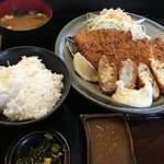 とん亭 - ロースミックス