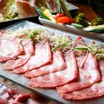 大衆和牛酒場 コンロ家~霜降り和牛鍋と神戸牛ホルモン鉄板焼~ -