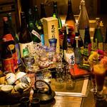 【コースにプラスできます】地酒充実『プレミアム飲み放題』│宴会・飲み会