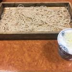 山形田 - 十割蕎麦(限定10食)¥950 2017/07/25(水)訪問