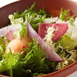 エロうま野菜サラダ