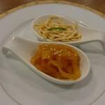 唐苑 - 前菜2種