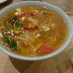 唐苑 - 酸辣湯麺