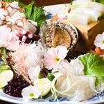 【おすすめ/売れ筋】厳選!鮮魚5種盛り(2人前)
