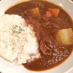 七つ森 - 野菜カレー