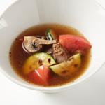カンビーフ特製スープ