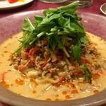 三鶴 - 冷やしタンタン麺