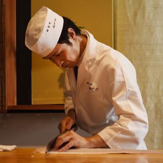 無駄をそぎ落とし、素材を活かすシンプルで確実な調理法