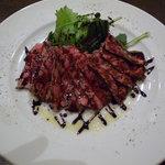 7059655 - 牛肉のタリアータ(バルサミコの香り)_2011-03-04