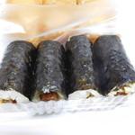 志乃だ寿司 - のり巻き