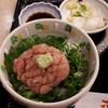 花ふじ - 料理写真:ねぎトロ丼